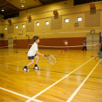 primary school tennis activities