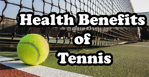healthy tennis activities for children