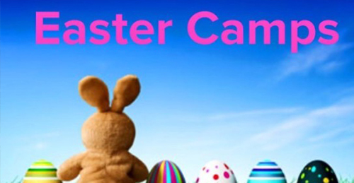easter camps sports children