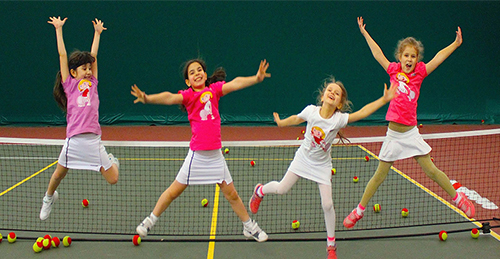 kids tennis summer camp, sports activities