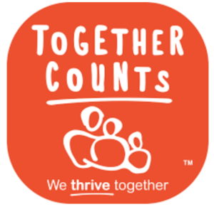 Together Counts. We Thrive Together